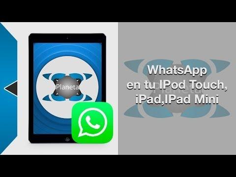 Tweak IOS 7: WhatsApp en tu iPod Touch, iPad Mini y iPad | Funciona 2014