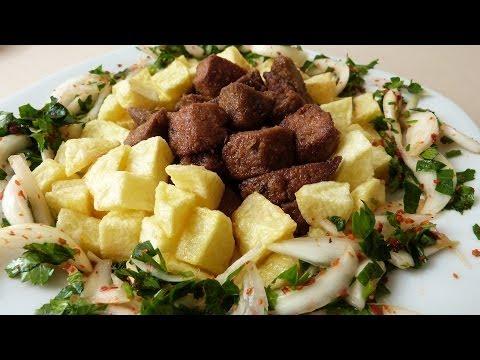 Liver and Onions Recipe | Fried Liver Recipe