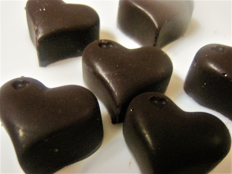 Homemade Sugar Free Chocolate With Honey and Coconut Oil/ Valentine's Day Special