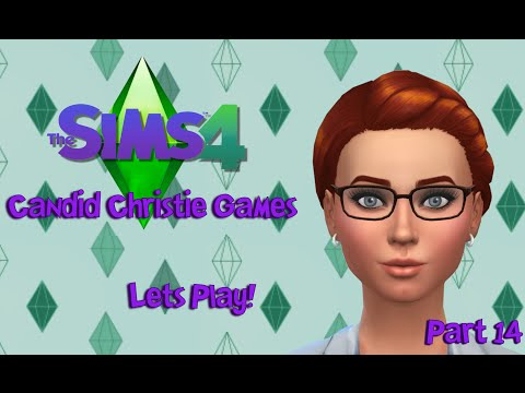 Let's Play the Sims 4   Part 14 - Go Big or Go Home!