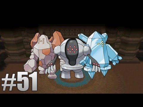 Pokemon Black/White 2 Walkthrough Part 51: Clay Tunnel and the Legendary Golems