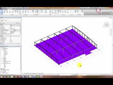 Revit Tutorial: Modelling a portal frame in Revit Structure