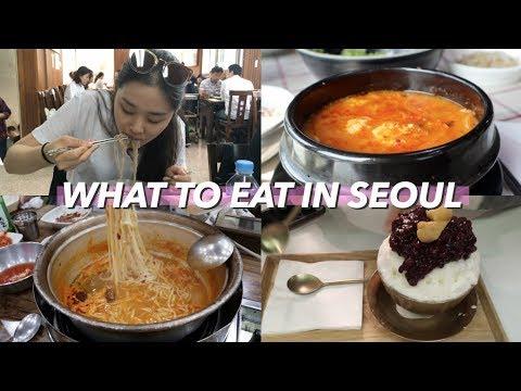 What to Eat in Seoul   Korean Food Tour 🇰🇷