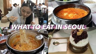 Download What to Eat in Seoul | Korean Food Tour 🇰🇷 Video