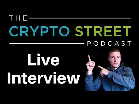 State of Crypto - Chat with Crypto Street Podcast - Live Interview