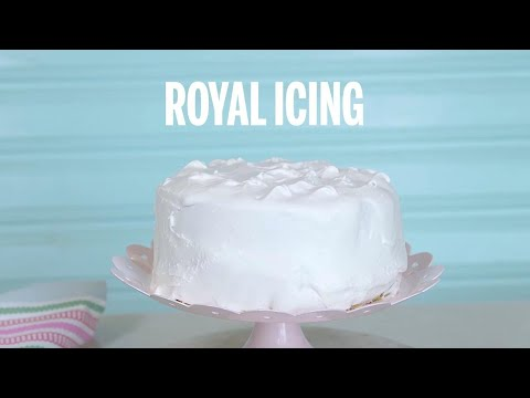 Royal Icing | Recipe | GoodtoKnow