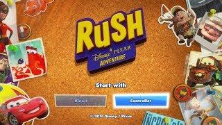 RUSH: A DisneyPIXAR Adventure - Full (Xbox One) Demo Gameplay [1080p 60FPS HD]