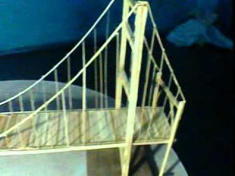 Golden gate bridge make by LK.C.