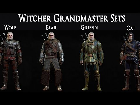 Beginners Guide To Crafting Grandmaster Armor: The Witcher 3