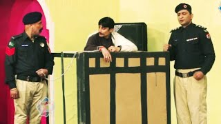 Amjad Rana with Zulfi | Stage Drama Tawaif Te Badmaash Comedy Clip 2020