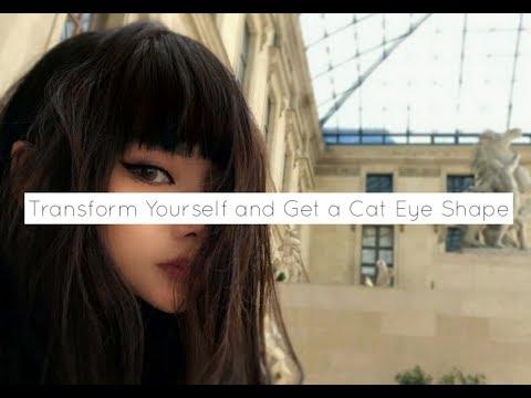 Cat's Eye Shape