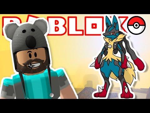 MEGA LUCARIO!!!! | Pokémon Brick Bronze [#34] | ROBLOX