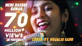 Mere Rashke Qamar Cover By  Rojalin Sahu | Movie  Baadshaho  2017