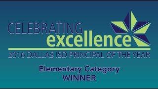 2016 POY Elementary Category WINNER