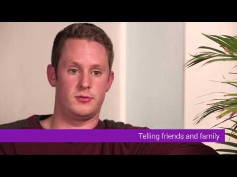 Rob's story: chronic myeloid leukaemia