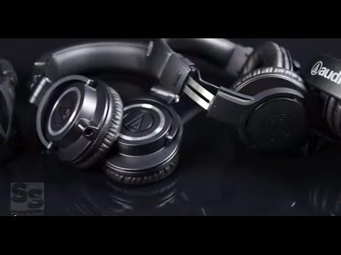 Audio Technica M50X Review vs M20x, M30x, M40x