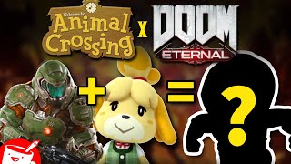 Animal Crossing + DOOM Mash-Up Challenge
