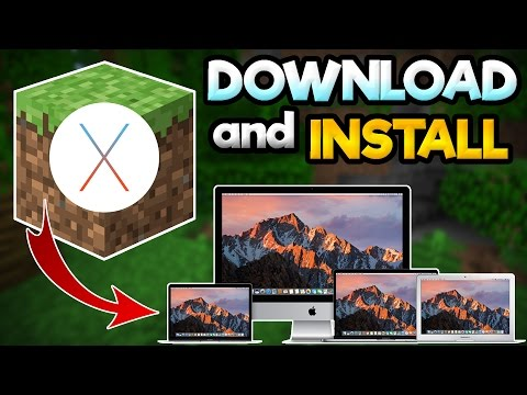 How to Get Minecraft on ANY Mac (EASY) - Download Minecraft for macOS/OS X Tutorial