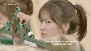 [FMV] K.Will  (케이윌)  -「Talk Love」(말해! 뭐해?) [Eng + Rom LYRICS ] - Descendants of The Sun OST Part.6