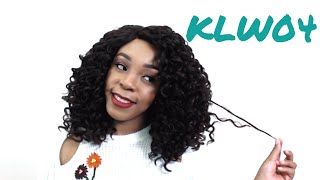 Harlem 125 Kima Synthetic Hair Deep Curved Part Lace Wig - Klw04 (ripple Deep Medium)--/wigtypes.com