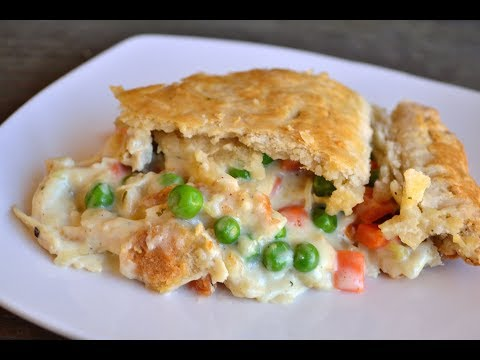 The Best Chicken Pot Pie from Scratch!