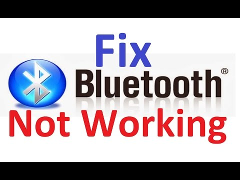 Bluetooth Not working disappeared! Fix - Howtosolveit