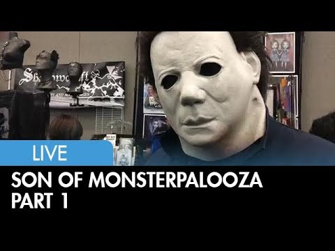 Monsterpalooza 2017 (Son of) Convention Tour - Part 1