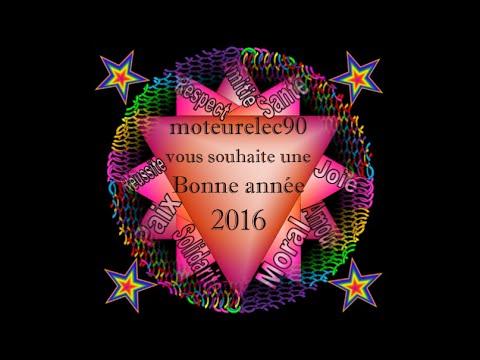 moteurelec90 vous souhaite une bonne année 2016