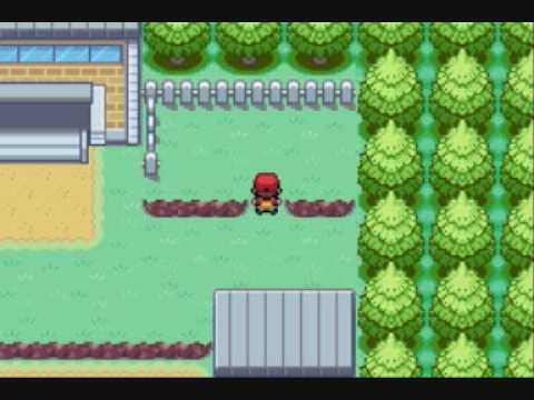 Pokemon Fire Red Leaf Green Hidden Rare Candy