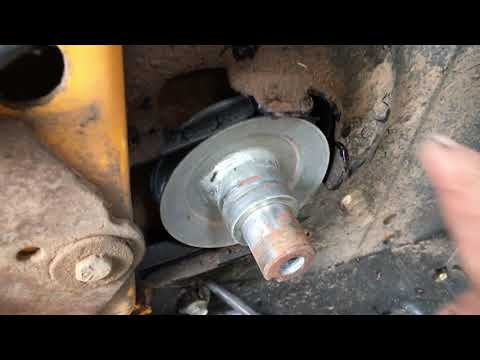 Part 3 How to change the drive belt on a Cub Cadet LTX 1046 VT