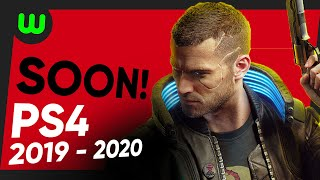 Top 25 Upcoming Ps4 Games Of 2019, 2020, & Beyond | Whatoplay