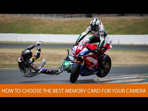 How To Choose The Best Memory Card For Your Camera