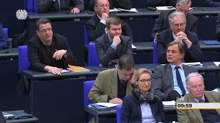 Bundestag: Debatte über Deutsch als Landessprache