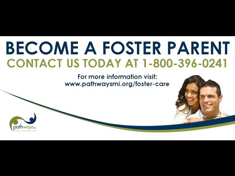 Support a Child, Become a Foster Parent! (Foster Parent Perspective)