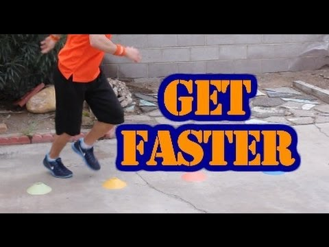 How to Increase Your Speed - Speed Workouts - Online Soccer Academy