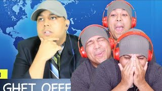 REACTING TO MY OLD SKITS AND BLOOPERS! [#03]