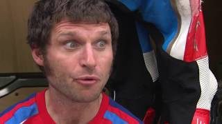 Guy Martin's lucky escape | Isle of Man TT 2017