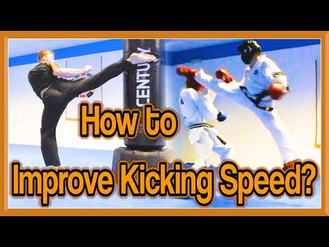 How to Kick Faster? | Improve Kicking Speed | GNT Tutorial