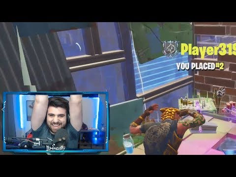 1v1 Okmii vs SypherPK (both POV)  Fortnite Battle Royale