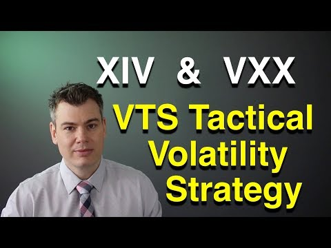 XIV Trading Strategy   -   How to trade XIV VXX   -   Volatility Trading Strategies