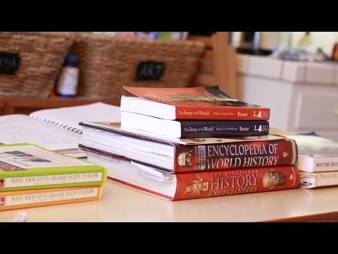 Guide to Homeschooling- How to Create a History Curriculum- Stanford University Pt. 6