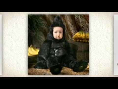 Baby Halloween Costumes Monkey