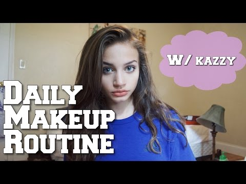 Daily Makeup Routine 2015 ♡