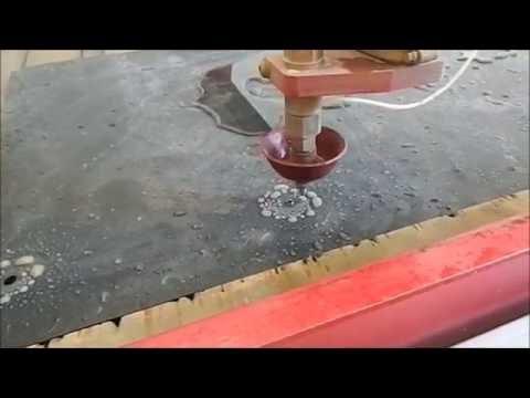 Waterjet Cutting 15 mm Neoprene Gasket