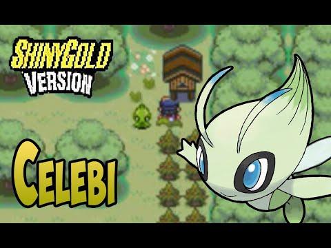 Pokémon Shiny Gold - Celebi Event