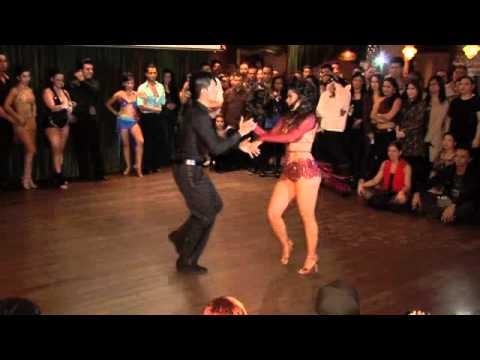 Kathy Reyes & Steven Correa Finals Bachata Contest 2011