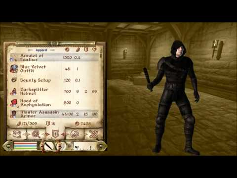 Let's Play Oblivion Part 184: The Invisible Threat