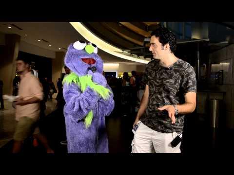 Dragon Con 2013 Interviews: Mr. McGibblets (The League)