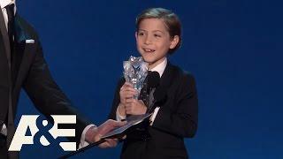 Jacob Tremblay Wins Best Young Actor/Actress | 2016 Critics