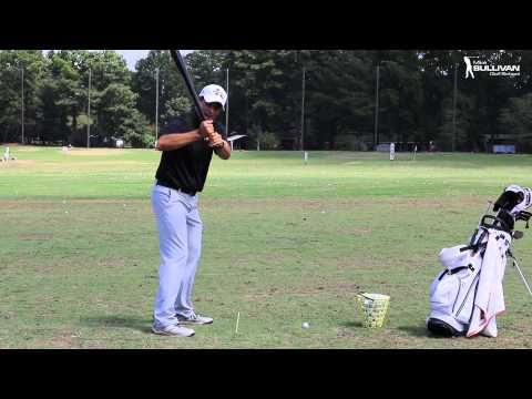 Baseball Swing vs  Golf Swing